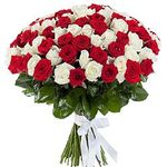 Luxury bouquet of flowers - flowers and bouquets on salonroz.com