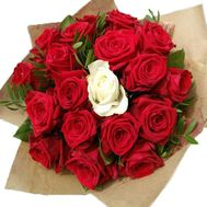 Bouquet for a special girl - flowers and bouquets on salonroz.com