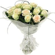 Bouquet of roses - Pure tear - flowers and bouquets on salonroz.com