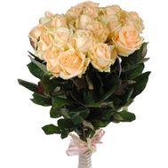 Букет - Персиковий рай - цветы и букеты на salonroz.com