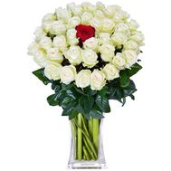 A bouquet of roses for a single - flowers and bouquets on salonroz.com