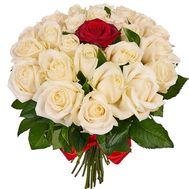 Bouquet of roses - You are the only one - flowers and bouquets on salonroz.com