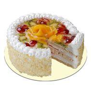 Фруктовый торт - цветы и букеты на salonroz.com