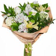 Классический европейский букет - цветы и букеты на salonroz.com