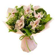 Купить букет орхидей - цветы и букеты на salonroz.com