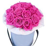 Коробка з трояндами для дівчинки - цветы и букеты на salonroz.com
