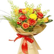 17 bright RUNUNCULUSES - flowers and bouquets on salonroz.com