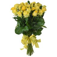 31 yellow rose - flowers and bouquets on salonroz.com