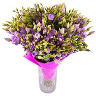 Large bouquet of natural flowers - flowers and bouquets on salonroz.com