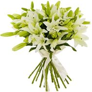Bouquet of lilies - Liverpool - flowers and bouquets on salonroz.com