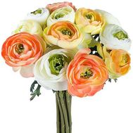 Bouquet of Rununculus - Bright Day - flowers and bouquets on salonroz.com