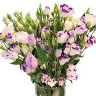Exclusive bouquet of natural flowers - flowers and bouquets on salonroz.com