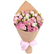 Lovely bouquet of eust - flowers and bouquets on salonroz.com