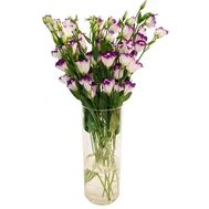 A touching bouquet of eust - flowers and bouquets on salonroz.com
