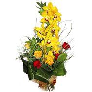 Букет для бізнес партнера - цветы и букеты на salonroz.com