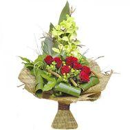 Букет для бізнесмена - цветы и букеты на salonroz.com