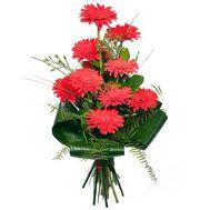 Букет гербер для керівника - цветы и букеты на salonroz.com
