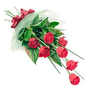 Букет із троянд для колеги - цветы и букеты на salonroz.com