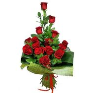 Bouquet to a business partner - flowers and bouquets on salonroz.com