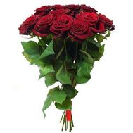 Bouquet of 11 red roses - flowers and bouquets on salonroz.com