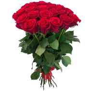 Bouquet of 21 Red Roses - flowers and bouquets on salonroz.com