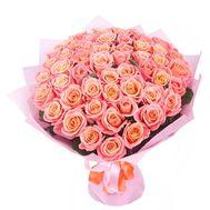 Букет из 51 розы - цветы и букеты на salonroz.com