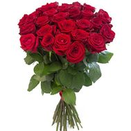 Bouquet of 25 roses - flowers and bouquets on salonroz.com