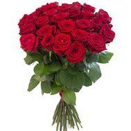 Букет із 25 троянд - цветы и букеты на salonroz.com