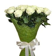 Bouquet of 17 roses - flowers and bouquets on salonroz.com