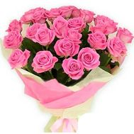 Bouquet of 27 roses - flowers and bouquets on salonroz.com