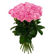 Bouquet of 19 roses - flowers and bouquets on salonroz.com