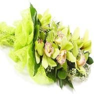 Bouquet of 1 orchids - flowers and bouquets on salonroz.com