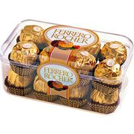 Candy Ferrero Rocher - flowers and bouquets on salonroz.com