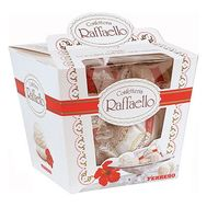 Raffaello sweets - flowers and bouquets on salonroz.com