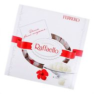 Raffaello sweets 240g - flowers and bouquets on salonroz.com