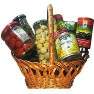 Корзина продуктовая - цветы и букеты на salonroz.com