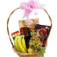 Gift basket - flowers and bouquets on salonroz.com