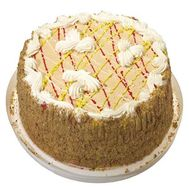 Cake from the bakery - flowers and bouquets on salonroz.com
