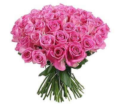 """""""Букет из 61 розовой розы"""" в интернет-магазине цветов salonroz.com"""