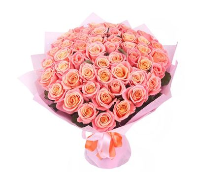 """""""Bouquet of 51 roses"""" in the online flower shop salonroz.com"""