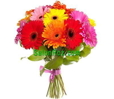 """""""Букет цветов из 23 гербер"""" в интернет-магазине цветов salonroz.com"""