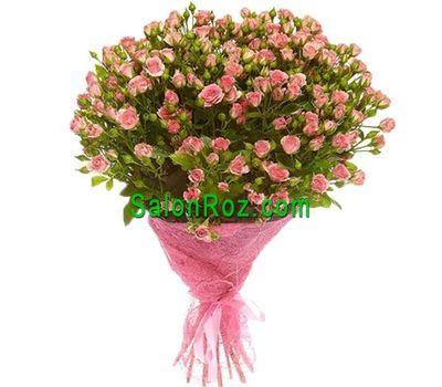 """""""Букет из 23 кустовых роз"""" в интернет-магазине цветов salonroz.com"""