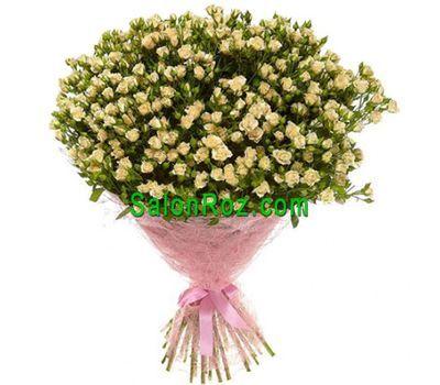 """""""Букет из 51 розы-спрей"""" в интернет-магазине цветов salonroz.com"""