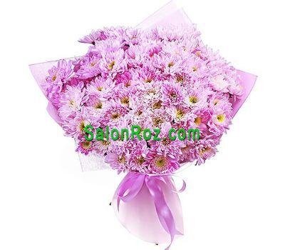 """""""Букет розовых хризантем"""" в интернет-магазине цветов salonroz.com"""