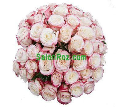 """""""Букет из 51 импортной розы"""" в интернет-магазине цветов salonroz.com"""