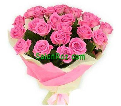 """""""Букет из 27 роз"""" в интернет-магазине цветов salonroz.com"""