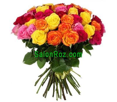 """""""Букет из 51 розы"""" в интернет-магазине цветов salonroz.com"""