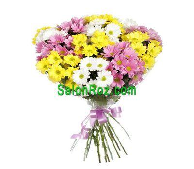 """""""Букет из 11 хризантем"""" в интернет-магазине цветов salonroz.com"""