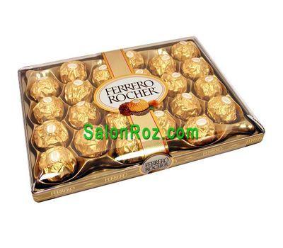 """""""Конфеты Ferrero Rocher"""" в интернет-магазине цветов salonroz.com"""