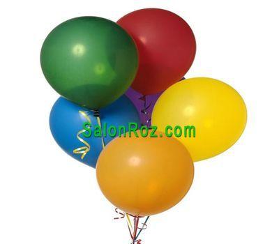 """""""6 воздушных шариков"""" в интернет-магазине цветов salonroz.com"""